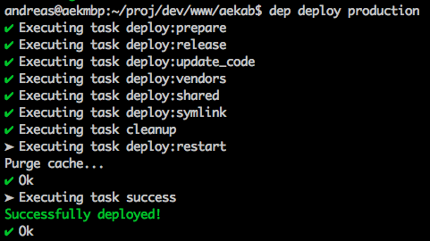 dep-deploy-production